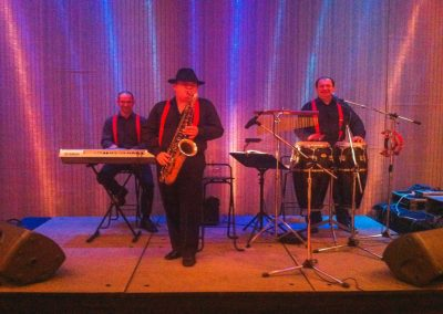 JAZZ-BAND-HILTON-ATHENS