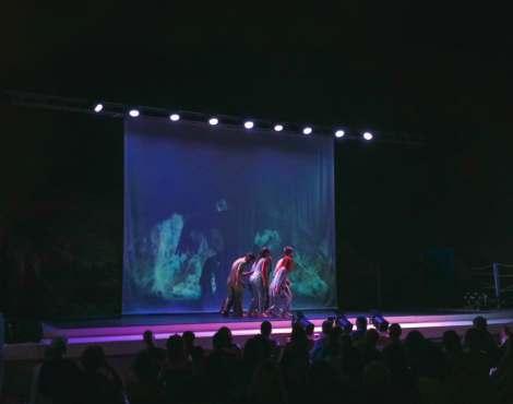 Θέατρο Υδρας