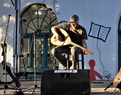 Συναυλίες Αλκίνοος Ιωαννίδης