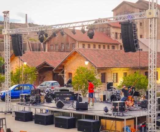 Συναυλία στο Λαύριο